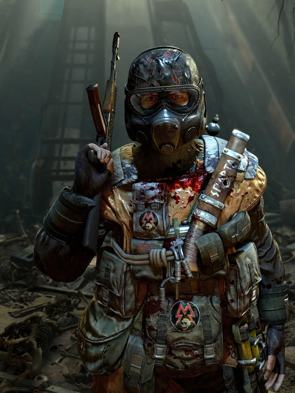 Metro Last Light 10 Best Video Games Of 2013