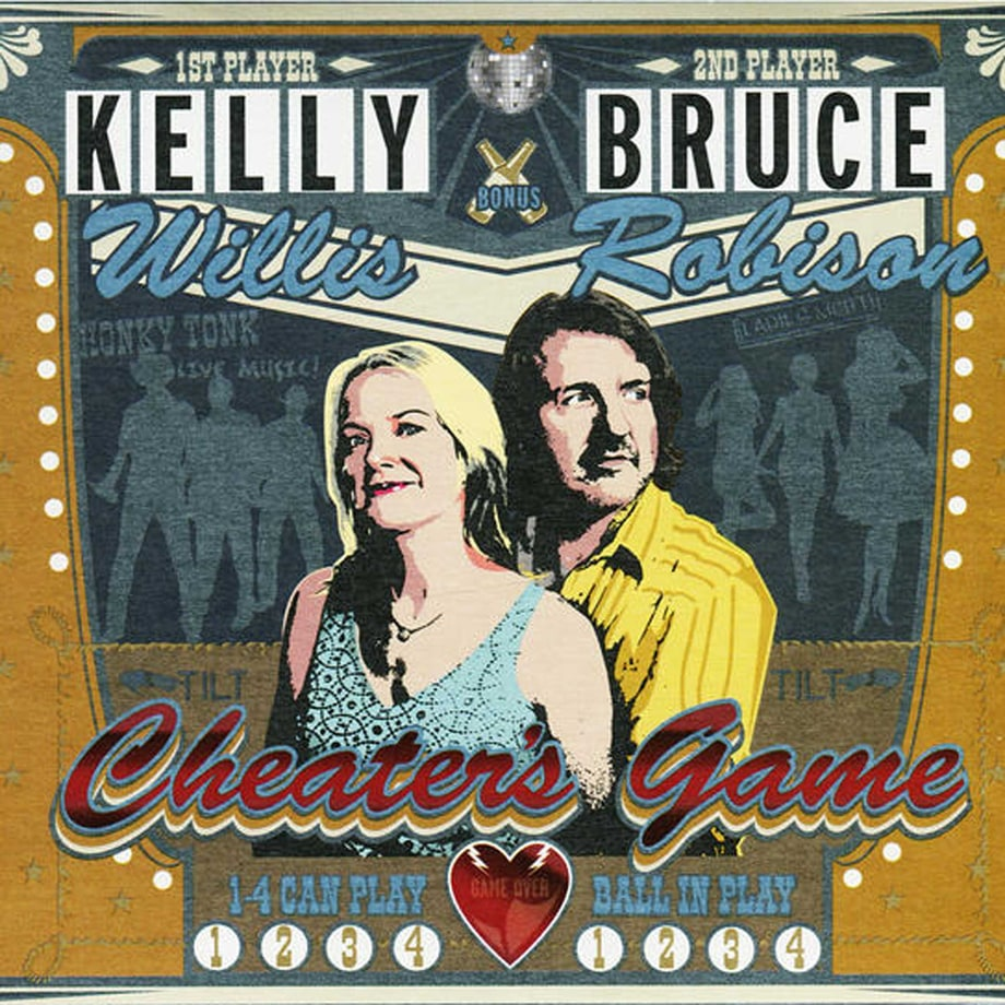 Kelly Willis & Bruce Robison, 'Cheater's Game'