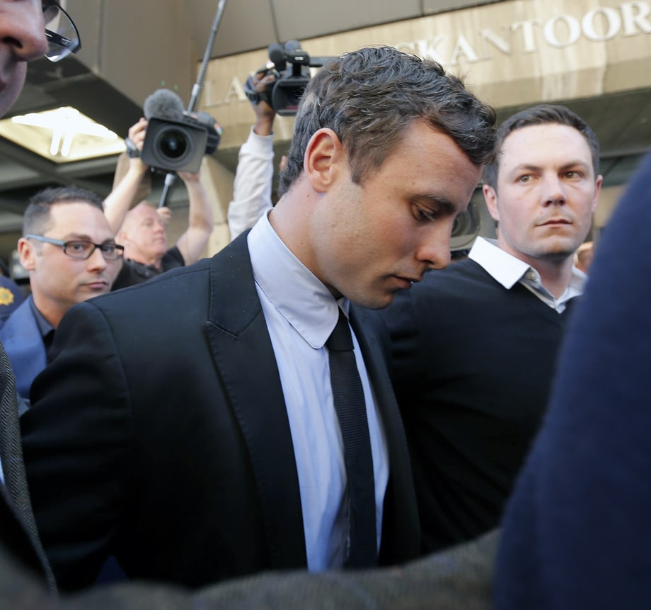 Oscar Pistorius' Murder Charges