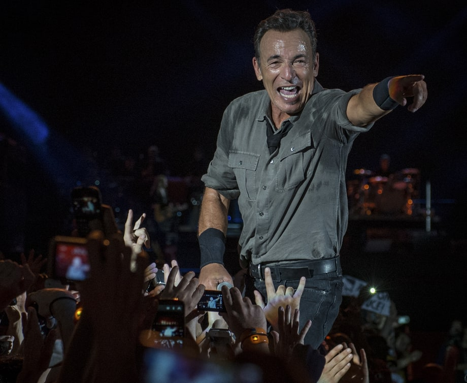 Bruce Springsteen, 'High Hopes' (January 14th)
