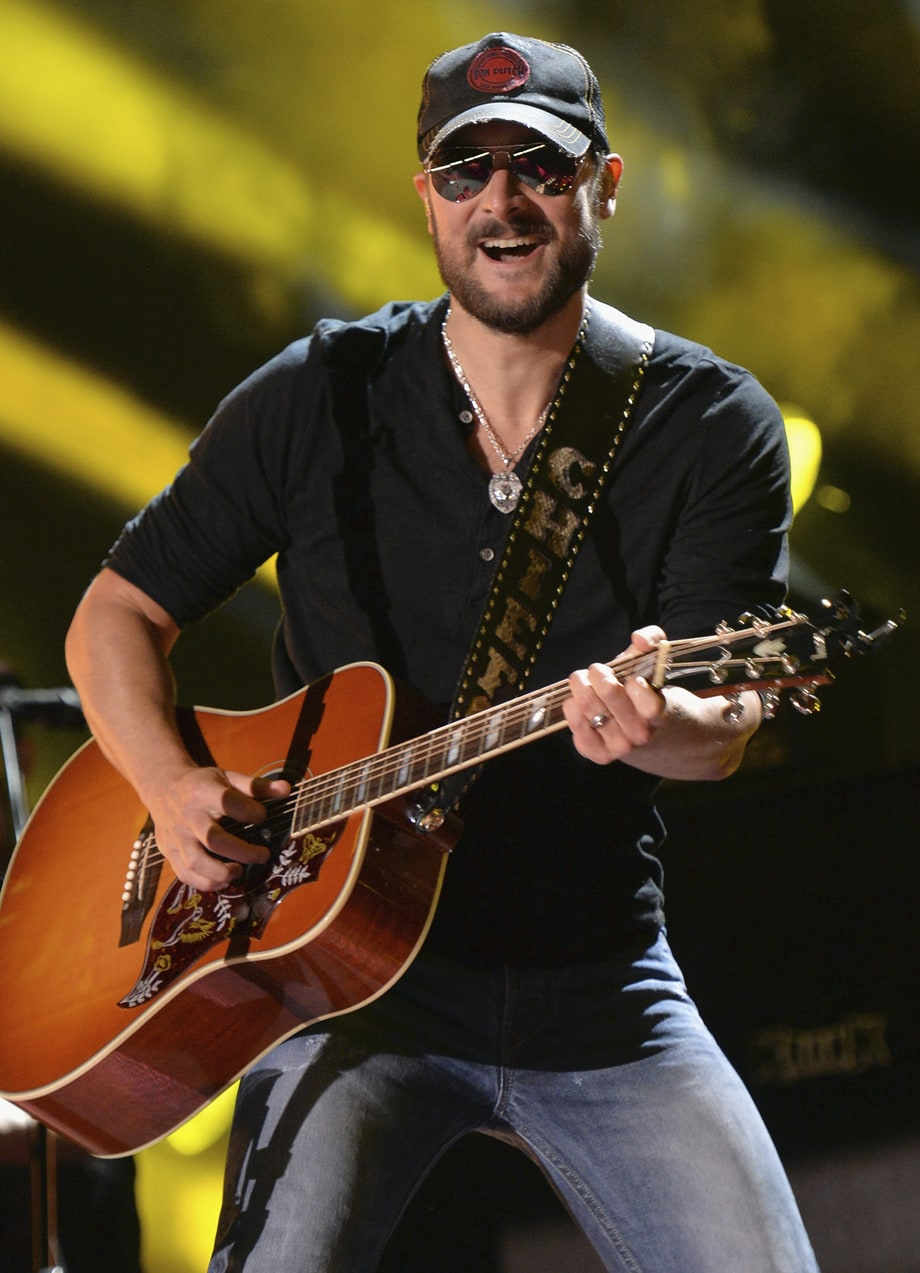 Eric Church, 'The Outsiders' (February 11th)