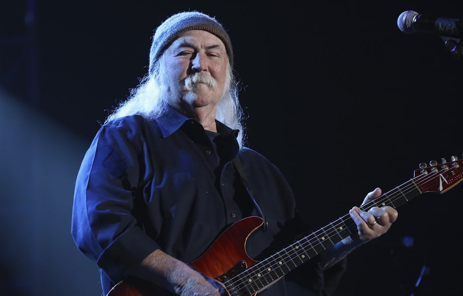 David Crosby, 'Croz' (January 28th)