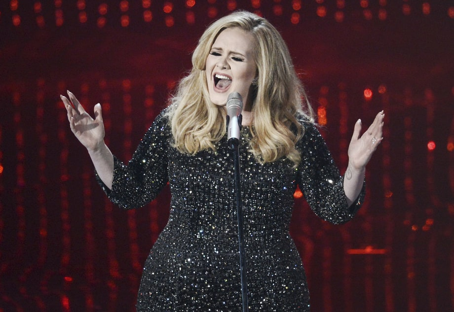 Adele's Follow-Up to '21' (TBD)