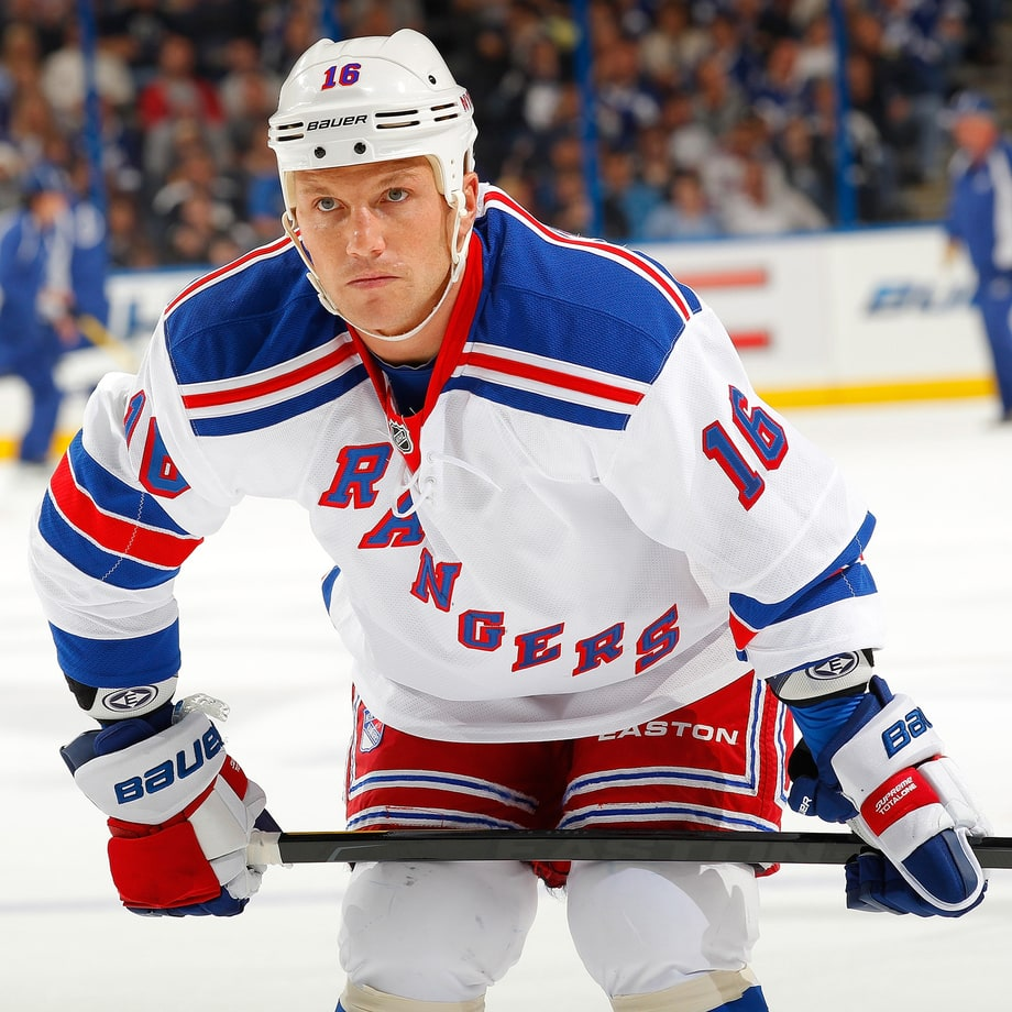Sean Avery (New York Rangers Winger)