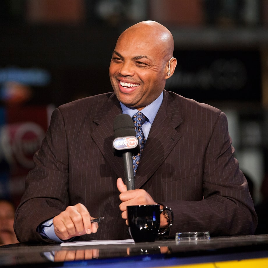 Charles Barkley (NBA Forward)