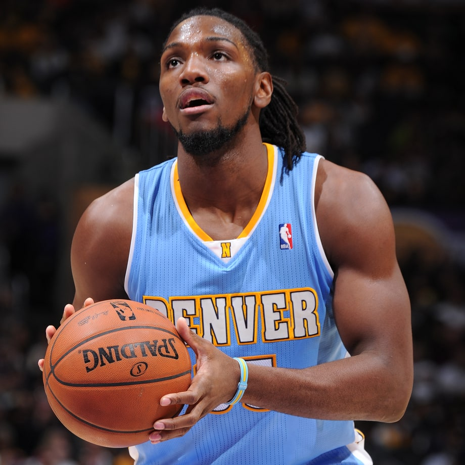 Nba To Nfl Crossover Nuggets Forward Kenneth Faried: Kenneth Faried (Denver Nuggets Forward)