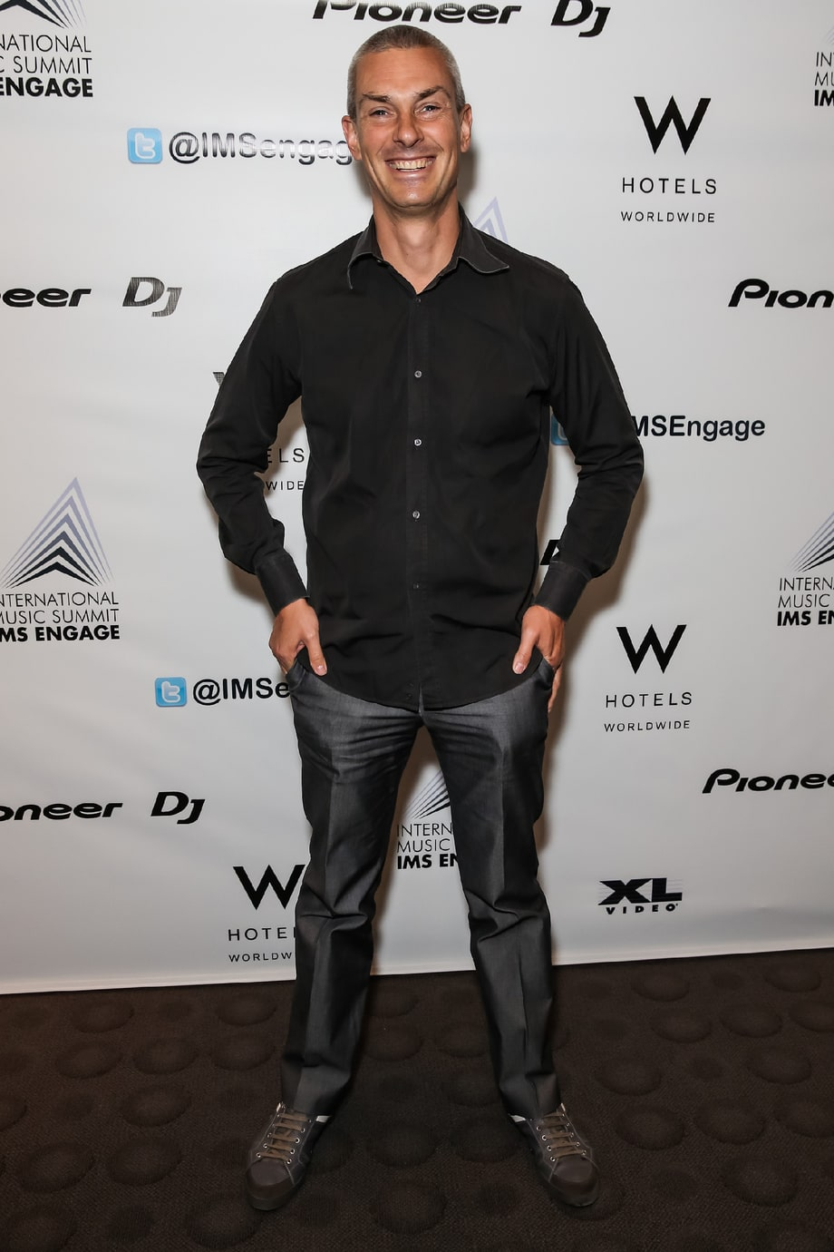 Patrick Moxey, Ultra Music, Owner; Sony Dance/Electronic Music, President