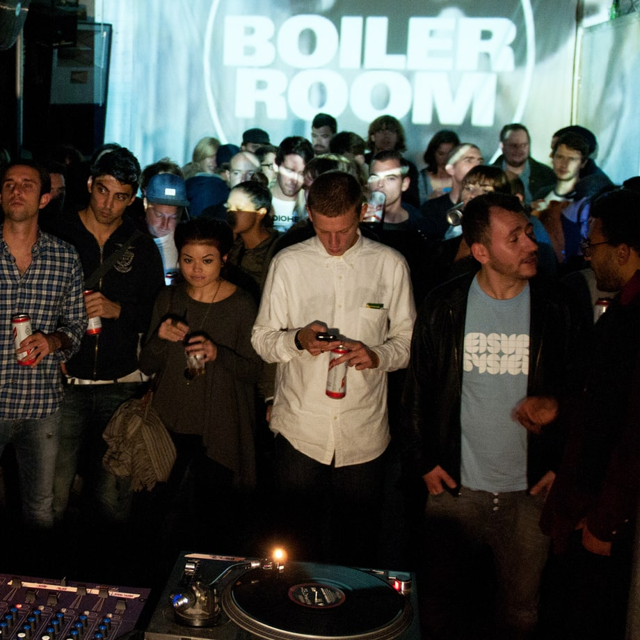 Thristian Richards and Blaise Bellville, Boiler Room