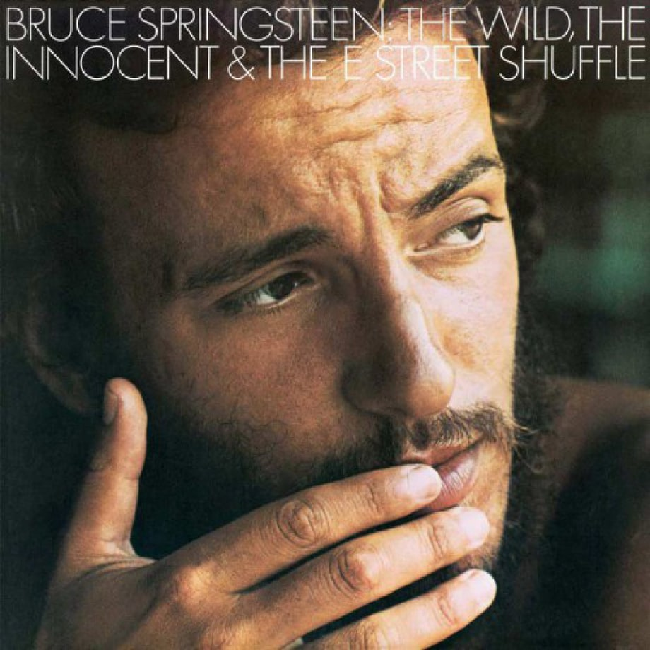 Bruce Springsteen, 'The Wild, the Innocent & the E-Street Shuffle' (1973)