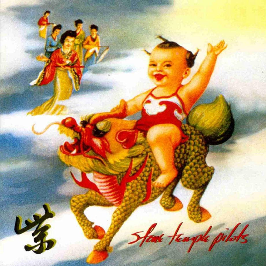 Stone Temple Pilots, 'Purple'
