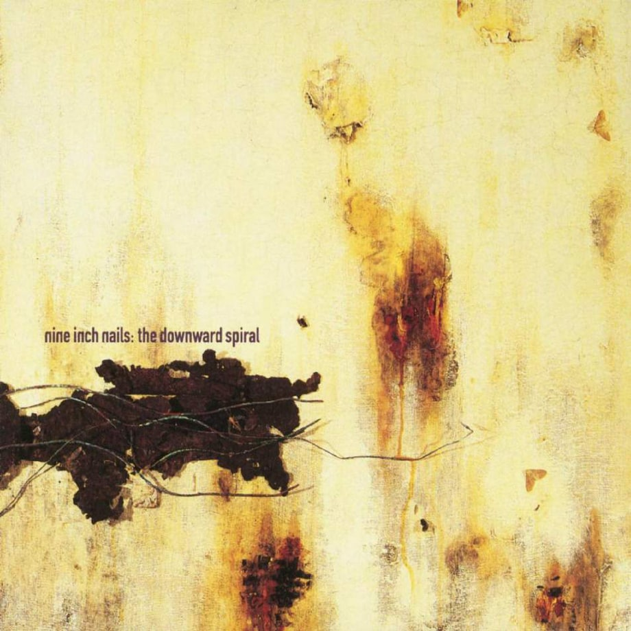 Nine Inch Nails, 'The Downward Spiral' | 1994: The 40 Best ...Nine Inch Nails The Downward Spiral Artwork