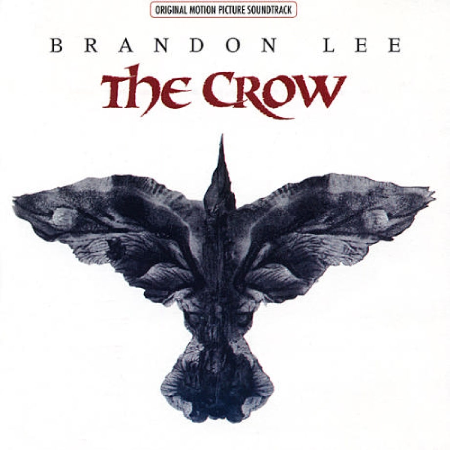 Various Artists, 'The Crow: Original Motion Picture Soundtrack'