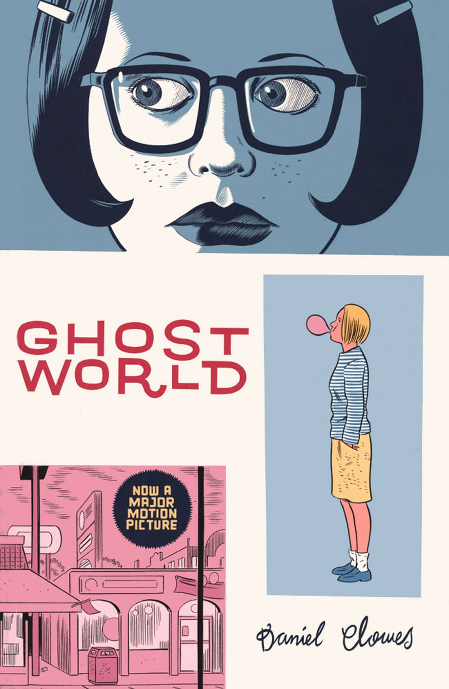 'Ghost World,' Daniel Clowes