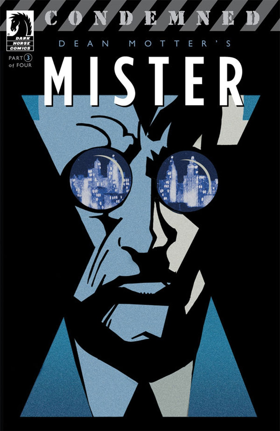 'Mister X,' Dean Motter and Various
