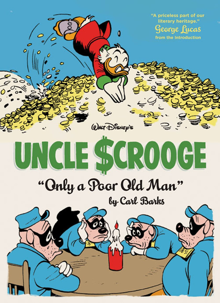 'Uncle Scrooge,' Carl Barks