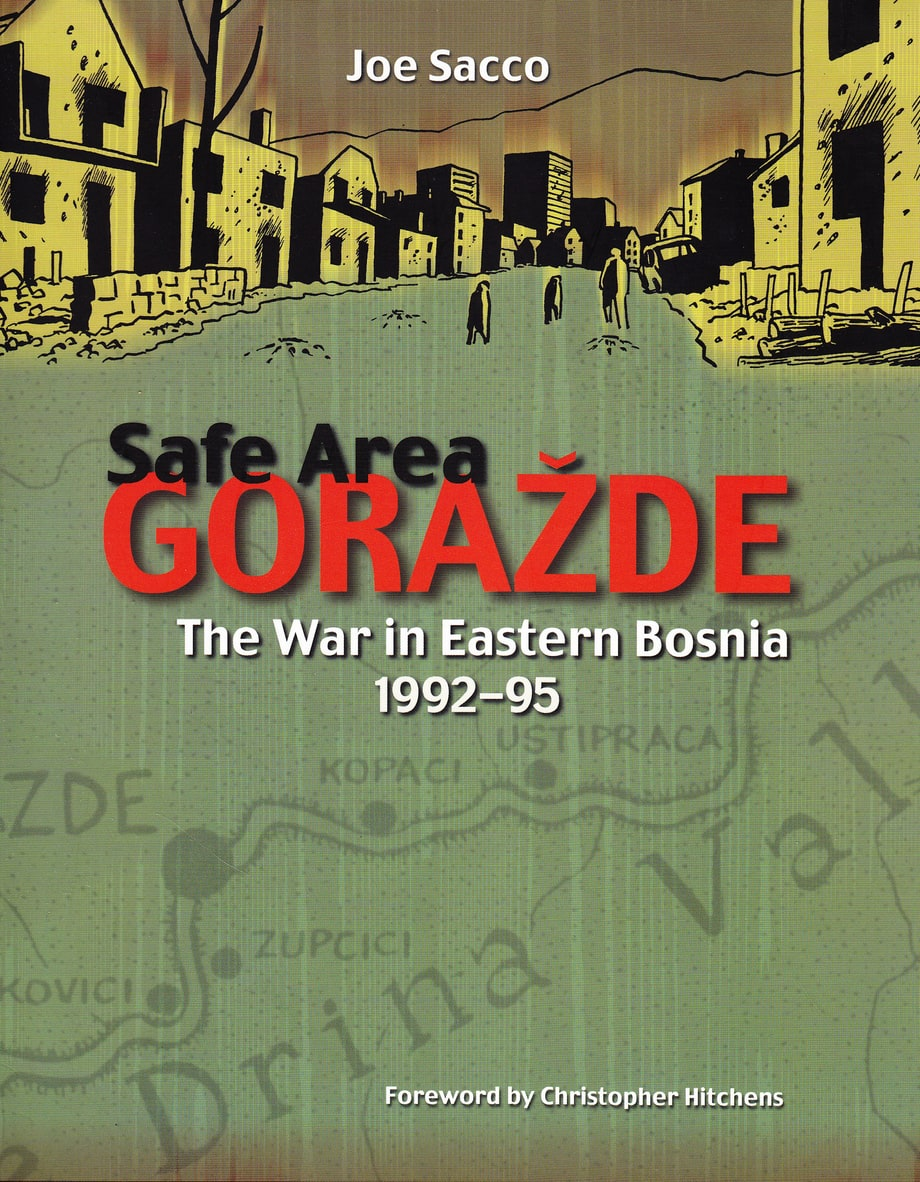 'Safe Area Gorazde,' Joe Sacco