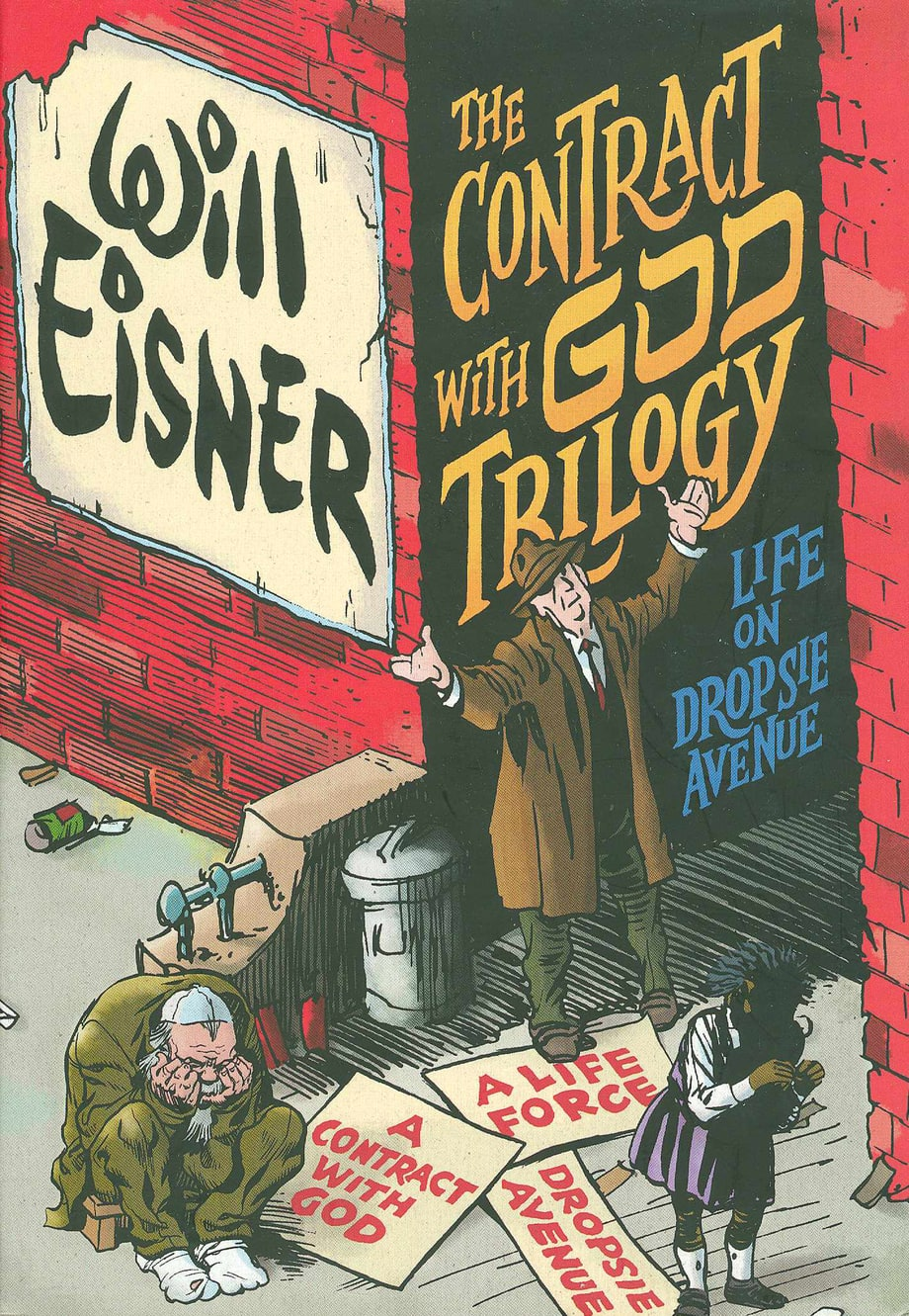 'A Contract With God,' Will Eisner
