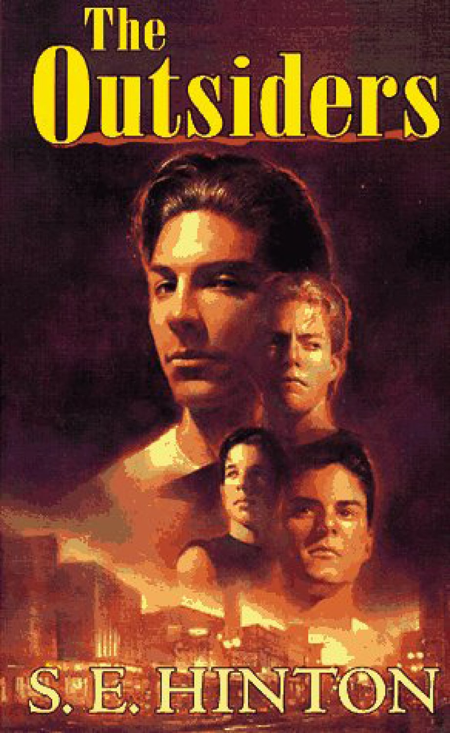 the outsiders susan eloise hinton english literature essay Comparing johnny and dally in the outsiders by se hinton  period-4 english  honors literary critique: the outsider greasers will be greasers and socs will.