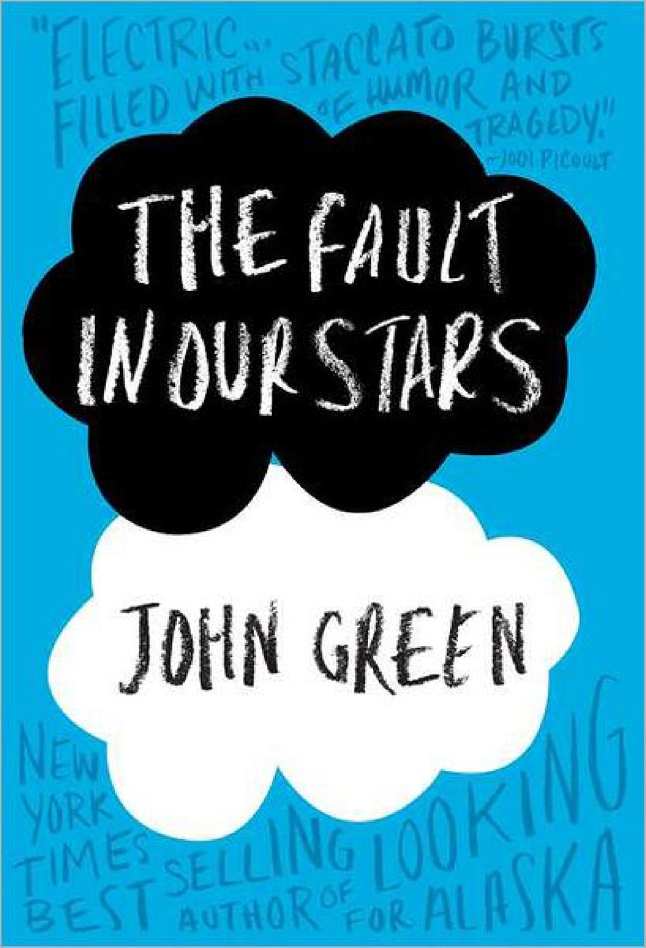 John Green, 'The Fault in Our Stars'
