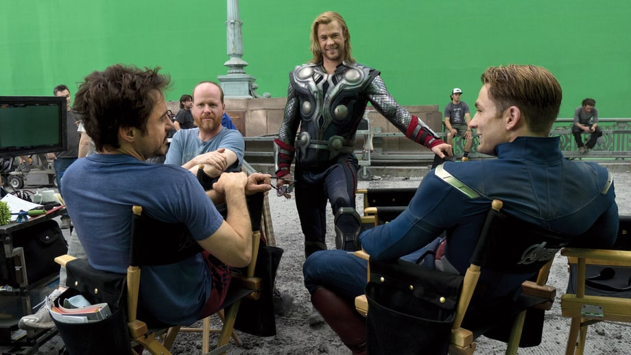 Hiring Joss Whedon to Write and Direct 'The Avengers'