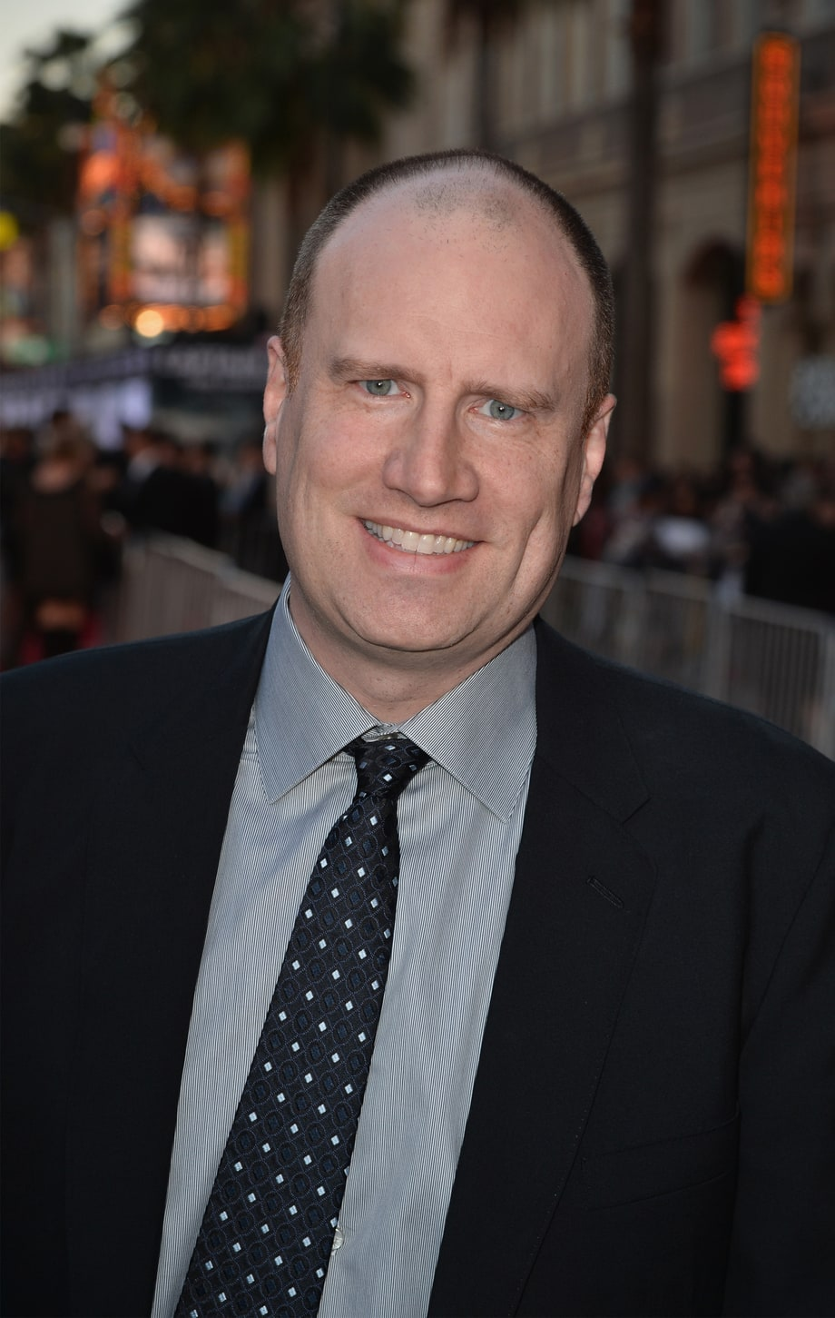Putting Kevin Feige in Charge of the Marvel Cinematic Universe
