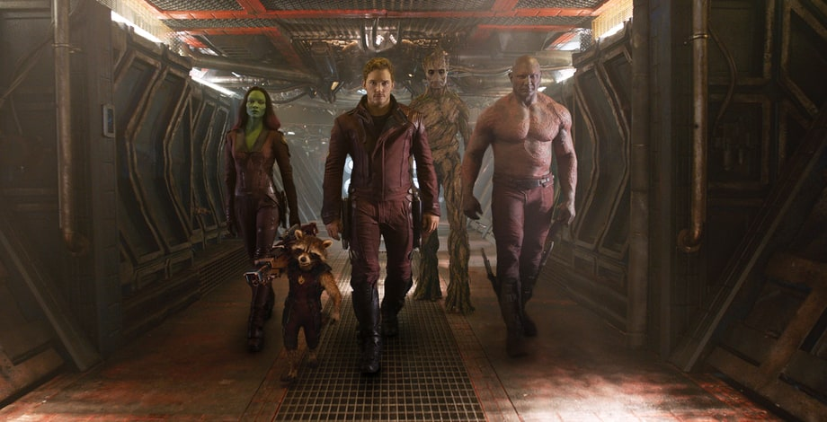 Taking a Big Risk With 'Guardians of the Galaxy'