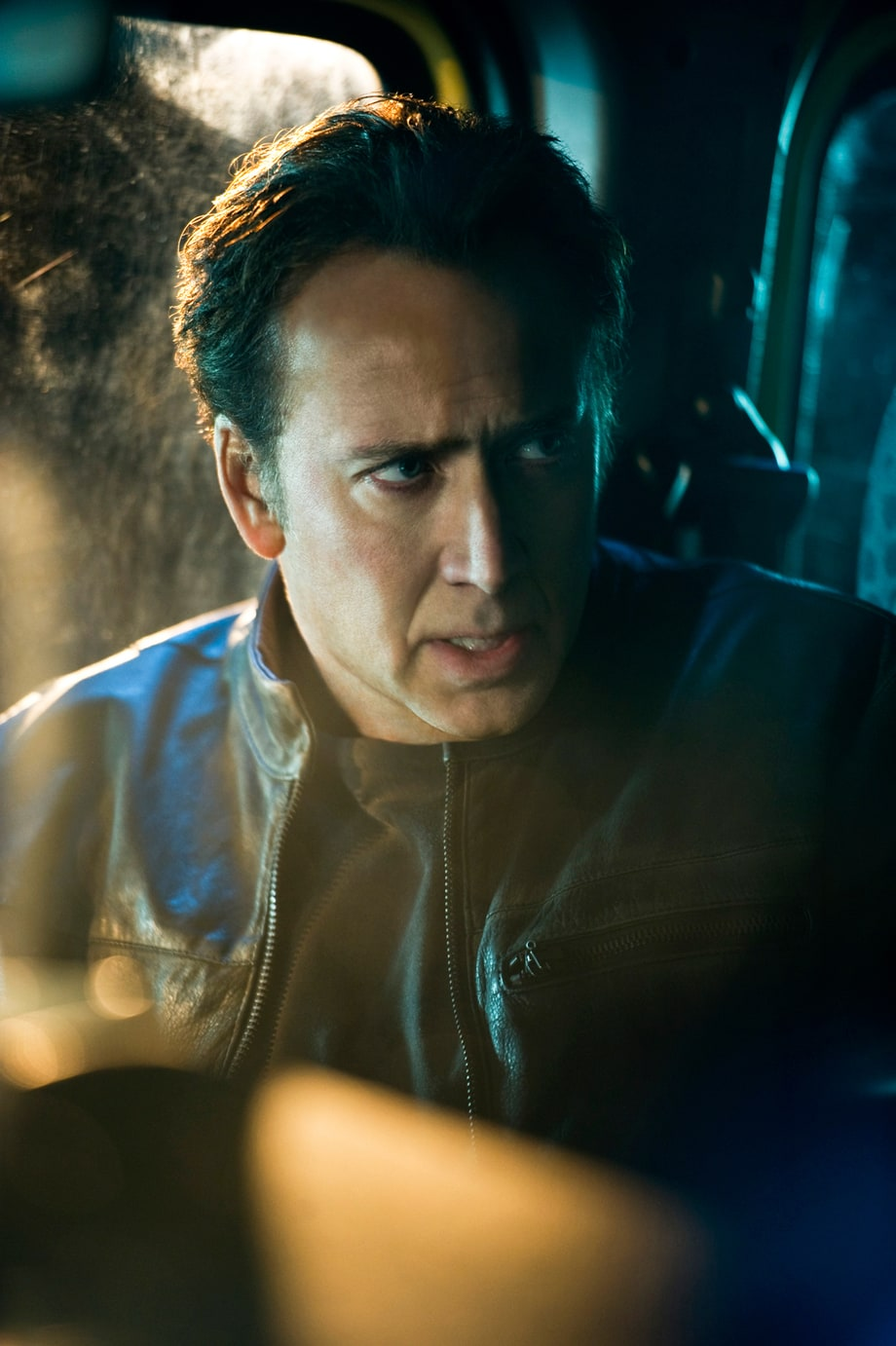 Casting Nicolas Cage as Ghost Rider