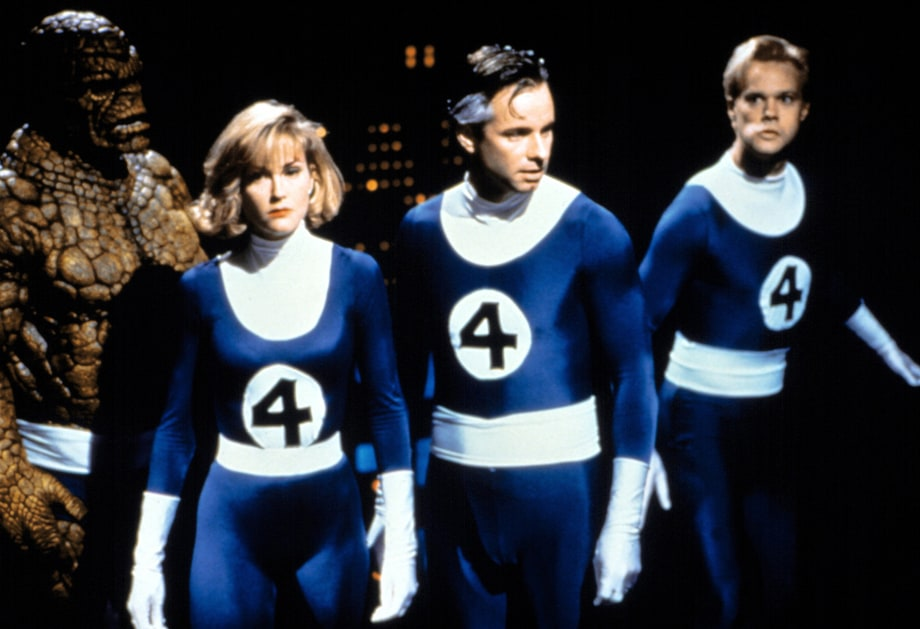 Giving Roger Corman the Rights to the Fantastic Four