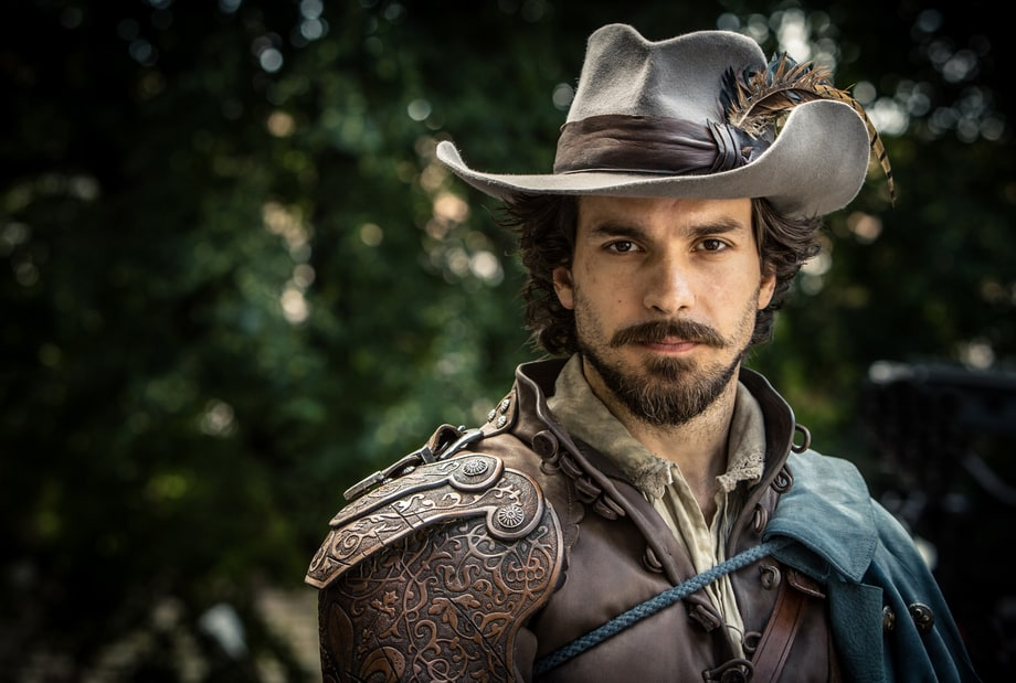 'The Musketeers' (BBC America)