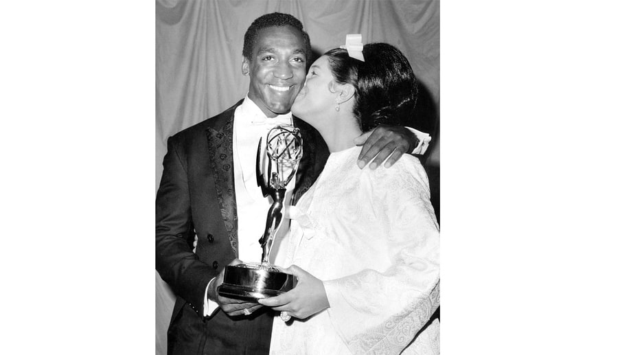 Bill Cosby: First Black Actor To Win (1966)