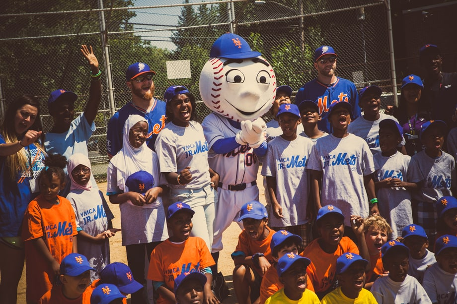 A Day in the Life of Mr. Met, New York's Hardest-Working Mascot