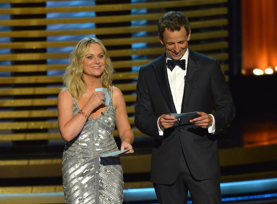 WORST: Meyers and Amy Poehler Introduce the 'True Detective' Duo