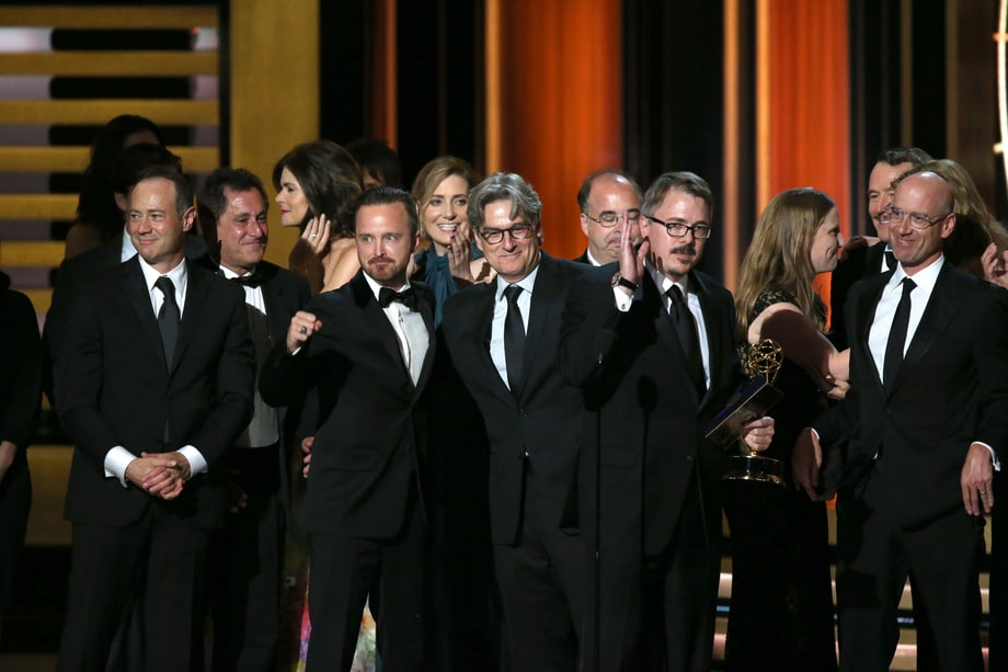 BEST: 'Breaking Bad' Takes Home Best Drama