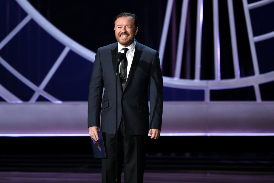 BEST: Ricky Gervais in Small Doses