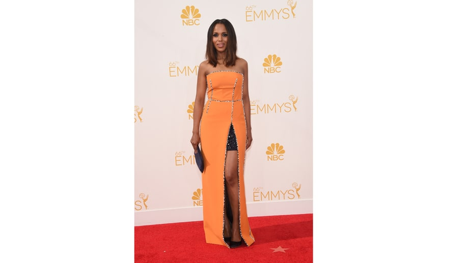 BEST DRESSED: Kerry Washington