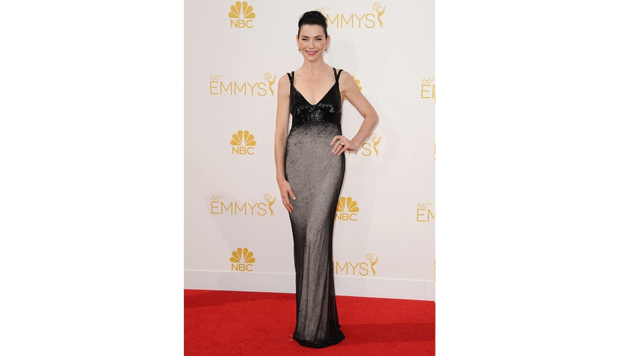BEST DRESSED: Julianna Margulies