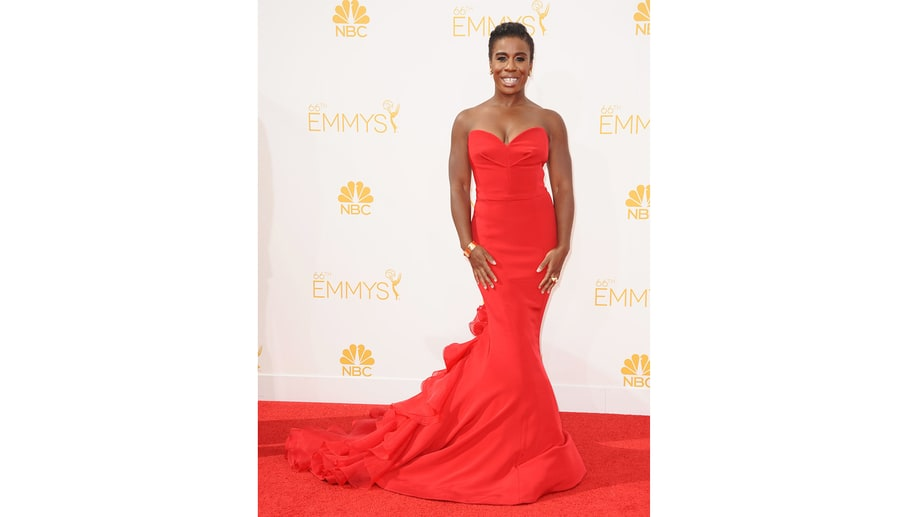 BEST DRESSED: Uzo Aduba