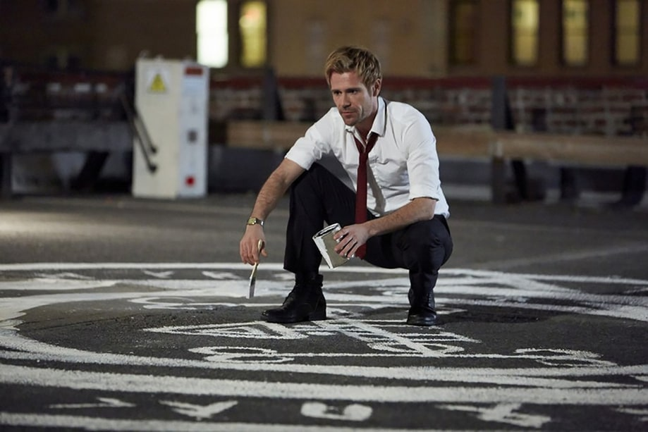 Sneak Peek at NBC's 'Constantine'