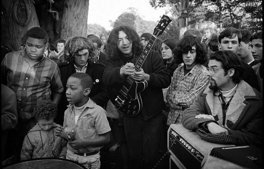 Love and Haight: Jim Marshall's Iconic Sixties San Francisco Photos