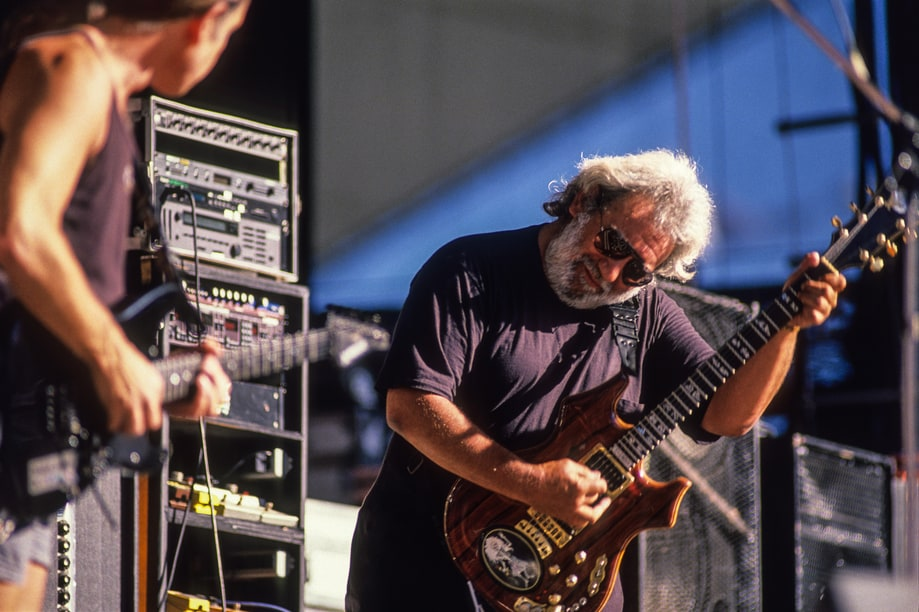 The Dead Come Alive: Bob Minkin's Live Photos of the Grateful Dead
