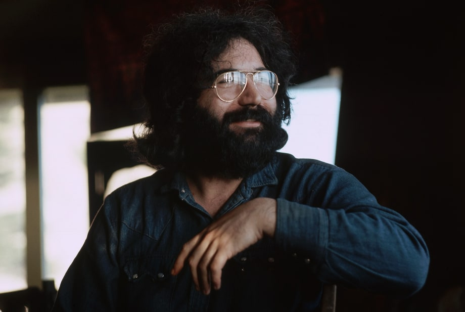 See Jerry Garcia's Most Astounding Paintings and Sketches
