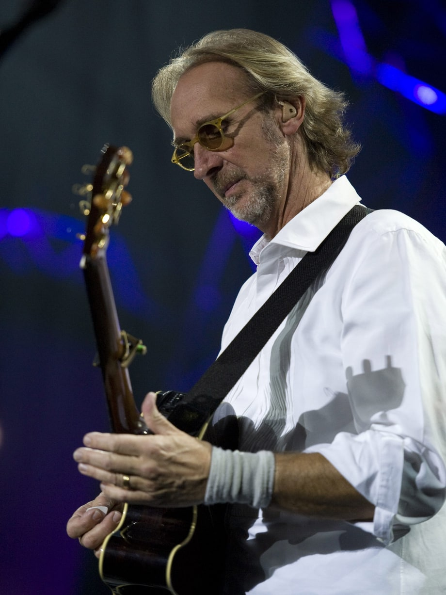 Mike Rutherford's Career From Genesis to the Mechanics in ...