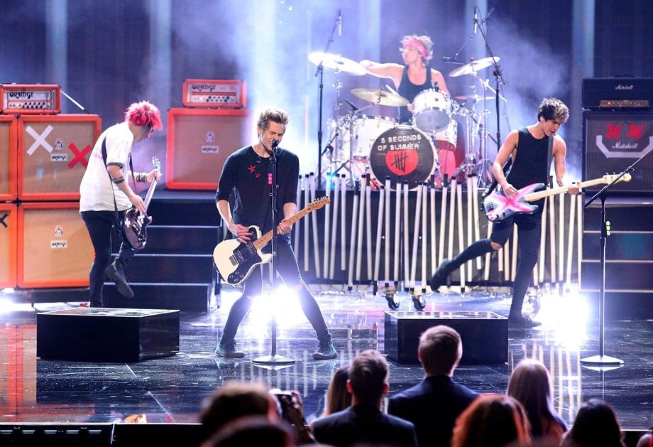 Worst: 5 Seconds of Summer's Punk-o-Rama