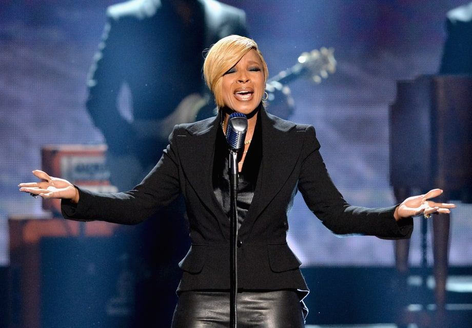 Best: Mary J. Blige Takes Retro-Soul Back From British White Guys