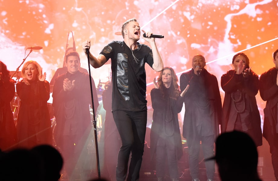 Best: Imagine Dragons Secure Next Year's Victory