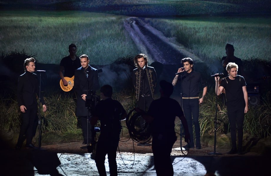 Worst: One Direction's Corny Performance