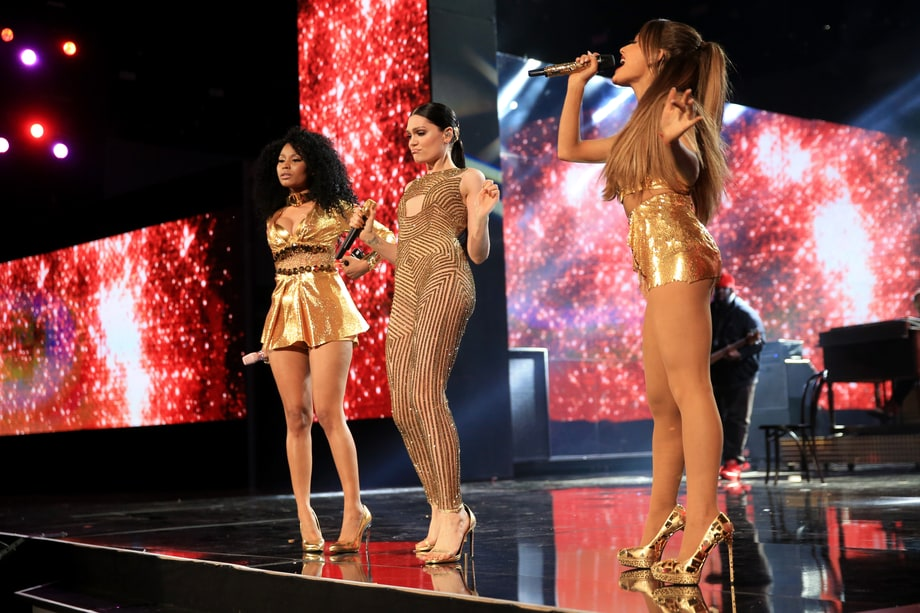 Best: Jessie J, Ariana Grande and Nicki Minaj Bang On