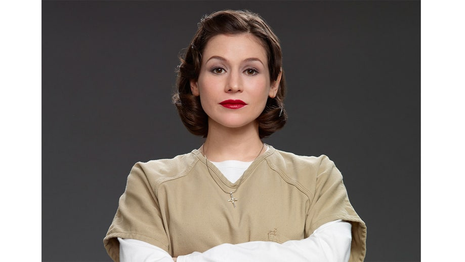 'Orange Is the New Black': How Morello Went Gangsta