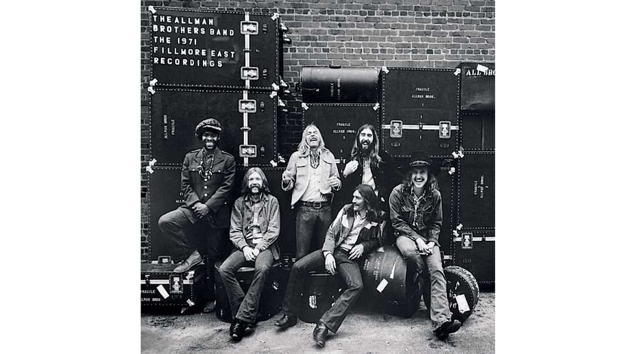 Allman Brothers Band's 'At Fillmore East': Greatest Live ...