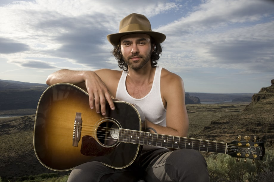 Shakey Graves 25 Hottest Sex Symbols Of 2014 Rolling Stone